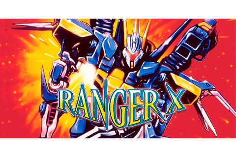 Ranger-X Download Game | GameFabrique