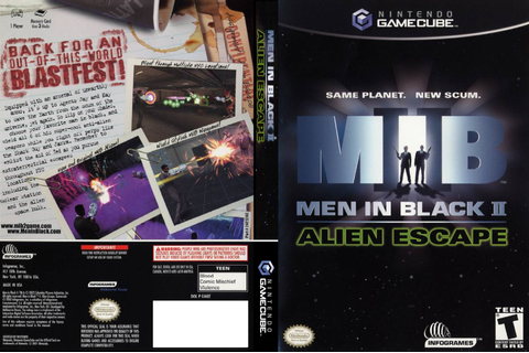 GMEE70 - Men In Black II: Alien Escape