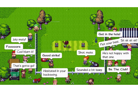 Golf Story Is Another Twee Indie Game Headed To The Switch