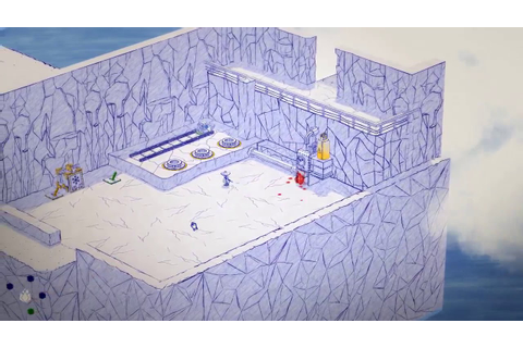 Inked Gameplay walkthrough part8 - YouTube