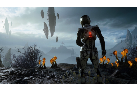 Mass Effect Andromeda HD Game, HD Games, 4k Wallpapers ...