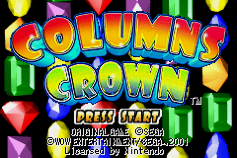 Columns Crown Download Game | GameFabrique