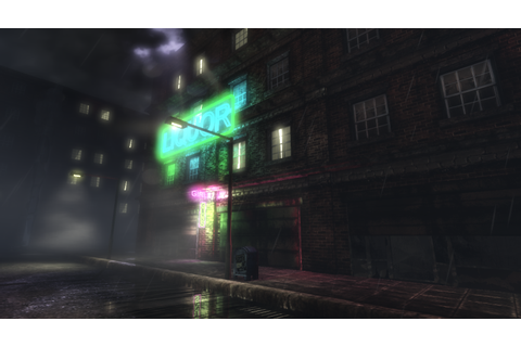 Alleyway image - Thanatophobia - Indie DB