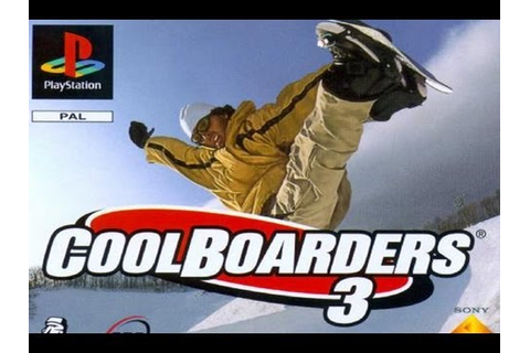 CGRundertow COOL BOARDERS 3 for PlayStation Video Game ...