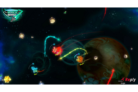 In Space We Brawl announced for PS3 and PS4