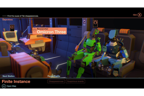Sci-fi text adventure Subsurface Circular coming to ...