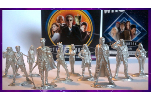 Doctor Who Warlord Games Reviews: 10th & 12th Doctor With ...