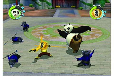 Kung Fu Panda: Legendary Warriors for Wii — Wii Accessories
