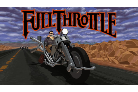 Full Throttle Remastered - Release Trailer - YouTube