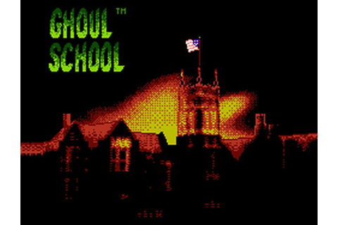 HonestGamers - Ghoul School (NES)