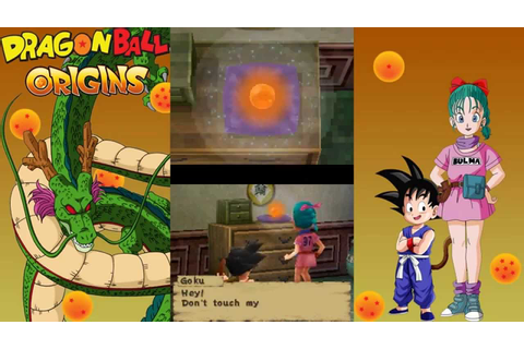 Dragon Ball Origins Episode 1-1 - YouTube