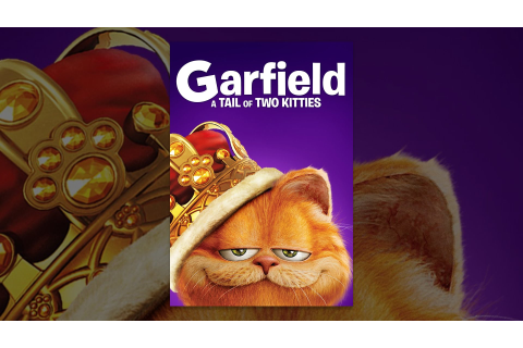 Garfield: A Tail of Two Kitties - YouTube