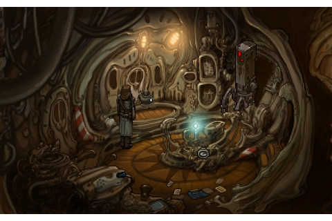 Wot I Think: Primordia | Rock Paper Shotgun