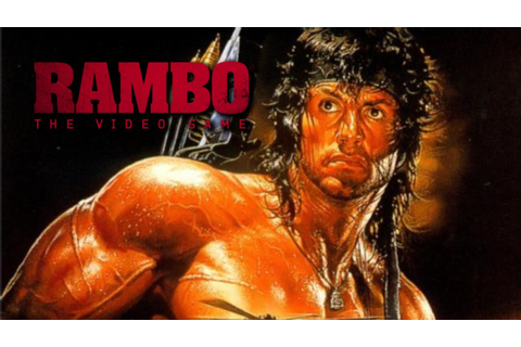 RAMBO The Video Game - Premiera - YouTube