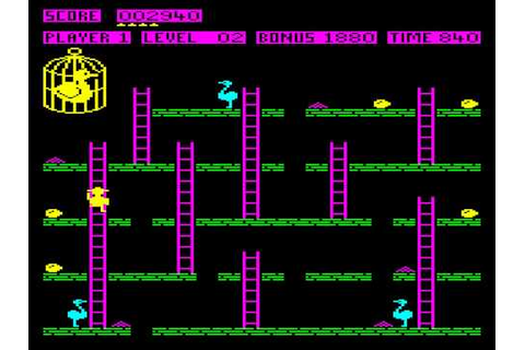 A&F Software - Chuckie Egg - BBC Micro Game - YouTube