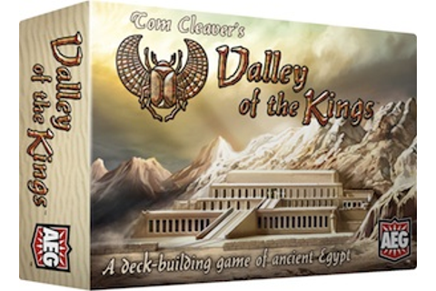 Valley of the Kings Game Review | play board games