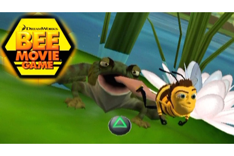 Bee Movie Game ... (PS2) - YouTube