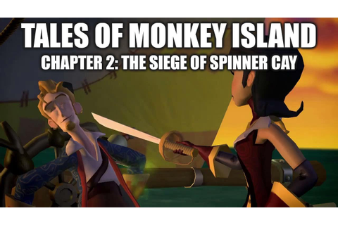 TALES OF MONKEY ISLAND CHAPTER 2 Adventure Game Gameplay ...