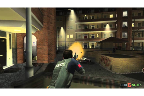 The Getaway: Black Monday - Gameplay PS2 HD 720P - YouTube