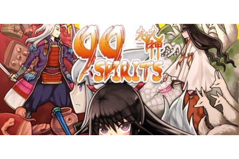 99 Spirits | Best Steam games only on Indiegala Store