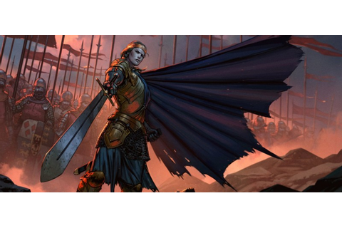Watch 37 Minutes Of Gameplay From Thronebreaker: The ...