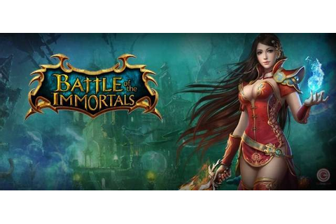 Battle of the Immortals Game , Battle of the Immortals MMORPG
