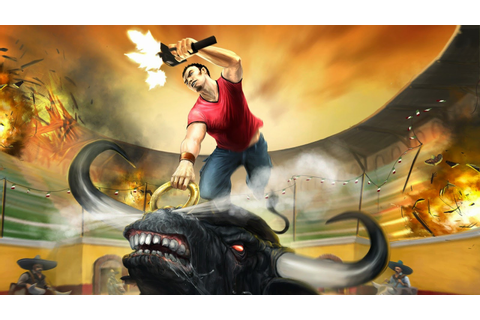 GAMES ZONE: Download Chili Con Carnage Game For PSP
