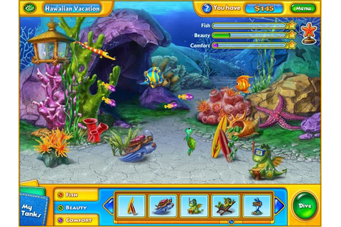 Fishdom H2O: Hidden Odyssey Download Free Games - Fast ...