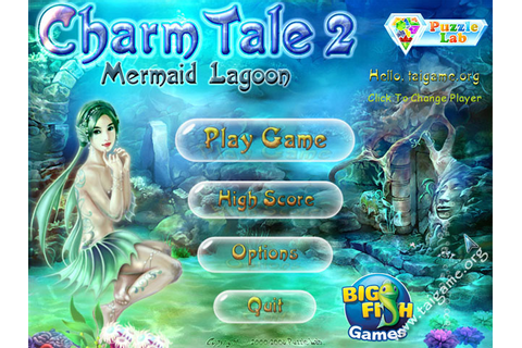 Charm Tale 2: Mermaid Lagoon - Download Free Full Games ...