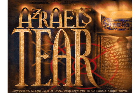 Azrael's Tear (1996) by Intelligent Games MS-DOS game