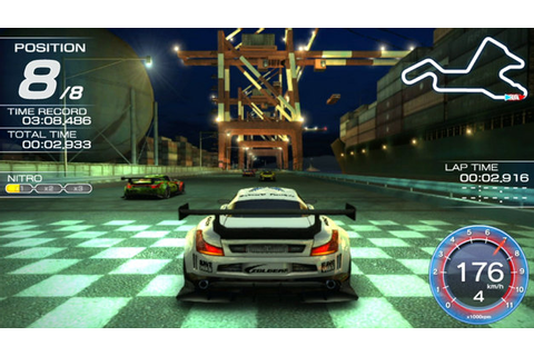 Ridge Racer® Game | PSVITA - PlayStation