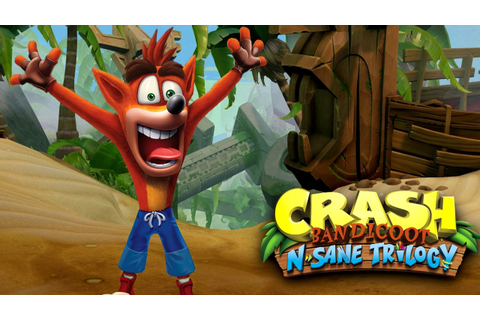 N. Sane Trilogy Crash Bandicoot Switch and PC Ports ...