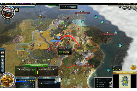 User blog:ZeroOne/Civ5 game log: Conquest of the New World ...