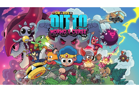 The Swords of Ditto: Mormo's Curse - Launch Trailer - YouTube