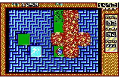 Bombuzal Download (1989 Puzzle Game)