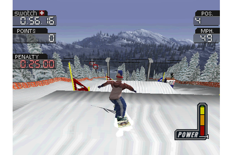 Cool Boarders 3 Screenshots for PlayStation - MobyGames