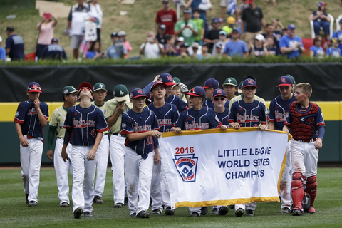 Cuomo: Maine-Endwell, Little League World Series champions ...