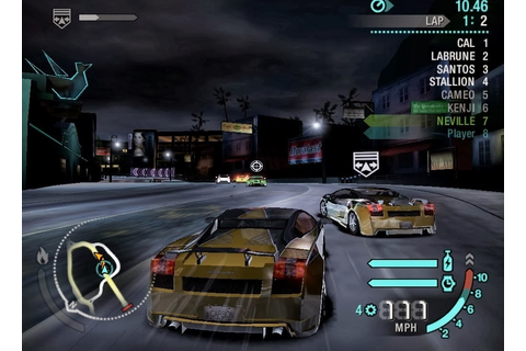 Need for Speed carbon Free Download PC Game Full Version ...