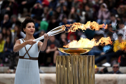 The history of the Olympics: Ancient Games date back to ...