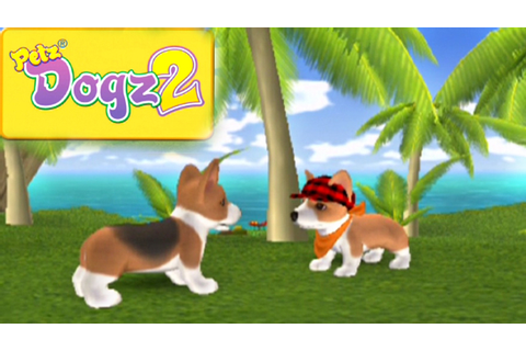 Petz: Dogz 2 ... (PS2) - YouTube