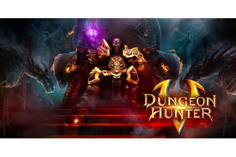 Gameloft previews Dungeon Hunter 5 with a new multiplayer ...