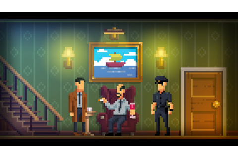 The Darkside Detective (Switch eShop) News, Reviews ...