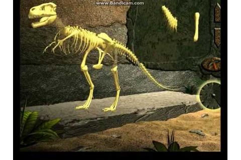 Dinosaur adventure 3-D(no commentary) part 1 - YouTube