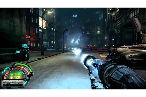 Hard Reset Video Game Gameplay (PC HD) - YouTube