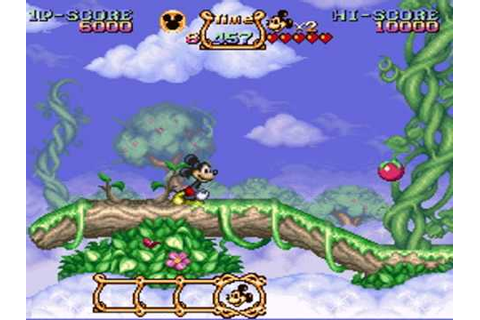 [SNES] Magical Quest: Starring Mickey Mouse by Stobczyk 1 ...