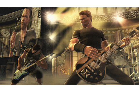 Guitar Hero® Metallica Game | PS2 - PlayStation