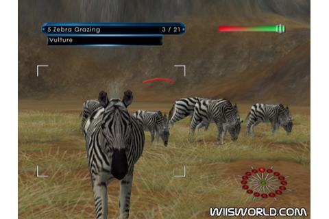 Wild Earth: African Safari on Wii