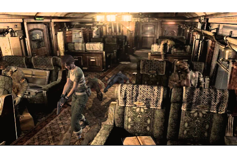 Resident Evil 0 Gamecube Dolphin Emulator Gameplay (1080p ...