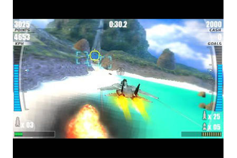 After Burner: Black Falcon Images for PSP (2007) - Defunct ...