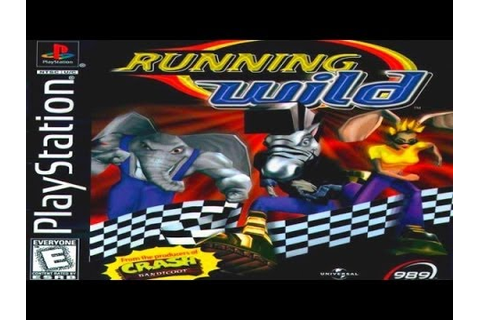 Running Wild Game Review (PS1) - YouTube